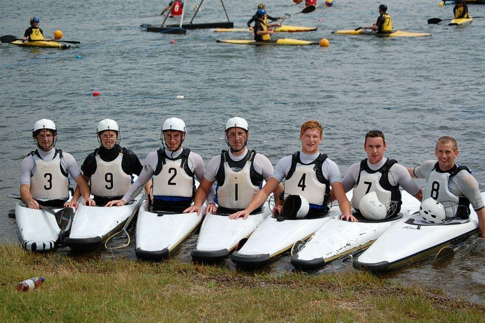 Canoe Polo Squads Review 2012-2013 Season