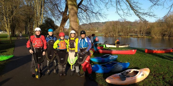 Middle Wye trip report