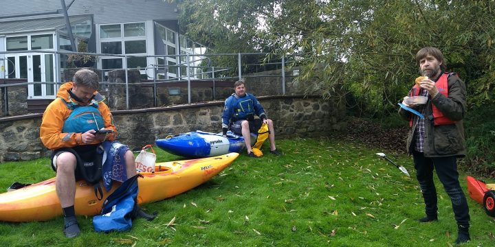 Grand Union Canal and Gade trip report